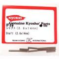 KYOSHO-IF39 SPINOTTI 2.6X14MM