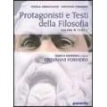 PROTAGONISTI E TESTI DELLA FILOSOFIA  VOL.B TOMO 1-TOMO 2