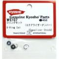 KYOSHO - W5107 PARTI CONS. AMMORT. BLU