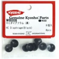KYOSHO - W6006 MEMBRANE NERO